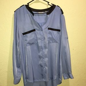 New York and co work blouse xl